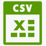 Как открыть CSV в Excel